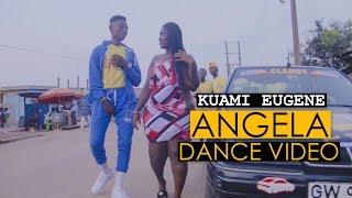 Kuami Eugene   ANGELA (The Dance Version) By URBAN T.I & Da Urban Dancers [Shot By CFresh Opoku]