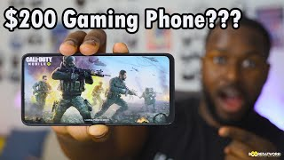 Blu Bold N1 - $200 Gaming Phone?
