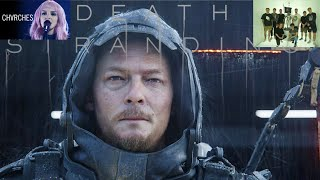 Death Stranding Mini Review With Chvrches And Bring Me The Horizon