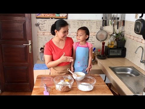 Video RESEP KUE KERING COKELAT #41