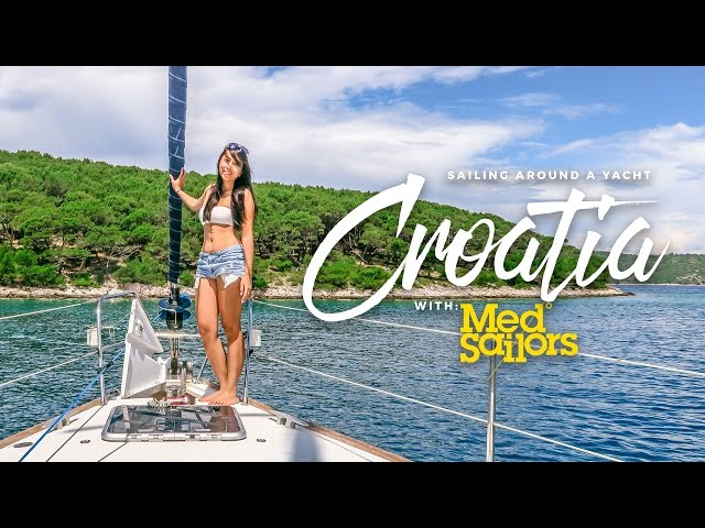 Sailing Around Croatia in a Yacht! (Split to Dubrovnik)
