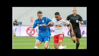 RB Leipzig in Europa League 1:1 bei Craiova - Playoff-Einzug dank Sabitzer