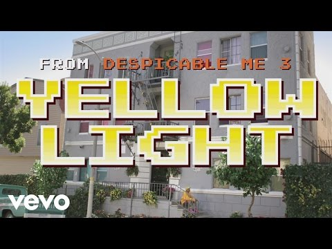 Pharrell Williams - Yellow Light (Despicable Me 3 Original Motion Picture Soundtrack) (2017)