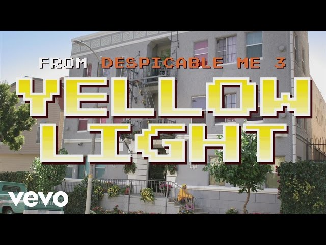 Yellow Light (Despicable Me 3) - PHARELL WILLIAMS
