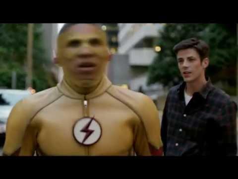 The Flash 3x01 - Flash Meets Kid Flash HD !!
