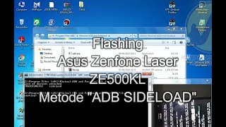 Zenfone 2 Laser ASUS Z00WD Flash for Unbrick dead after