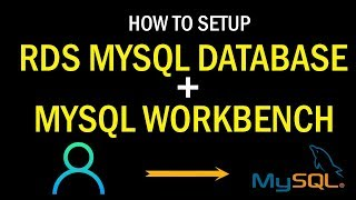 AWS RDS MySQL Database Setup | Step by Step Tutorial