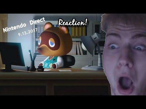 SonicStormVlogs #25: Nintendo Direct 13.9.2018 Reaction! (видео)