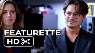 Transcendence Featurette  Artificial Intelligence 2014  Johnny Depp SciFi Movie HD