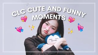 CLC Cute and Funny Moments