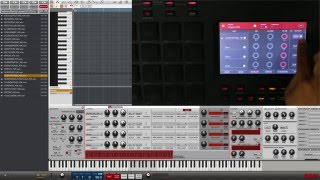 MPC Touch Tutorial - Keygroups with 808 Bass Glides and More - MPCMasters.com