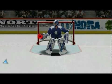 Video of Virtual Goaltender