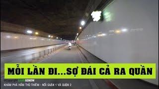 Các bác đã đi đường hầm Thủ Thiêm vượt sông Sài Gòn chưa? - Land Go Now ✔