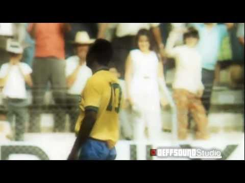 Cristiano Ronaldo vs Lionel Messi vs Maradona vs Pele - The Best 2012 - ★BY DEFFSOUNDStudio★ HD