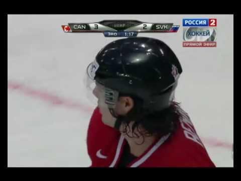 ЧМ 2012  Канада - Словакия