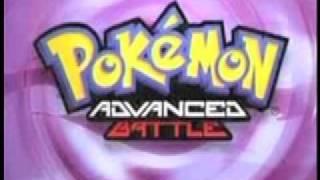 Pokemon Advanced Battle Opening Theme Song (Full)