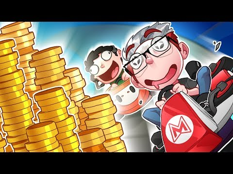 WINNER TAKES ALL!! - Mario Kart 8 Deluxe Gameplay Funny Moments