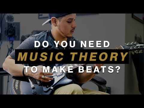 Do You Need MUSIC THEORY to PRODUCE MUSIC and MAKE BEATS?