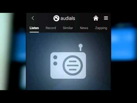 Video of Audials Radio