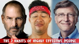 7 HABITS OF HIGHLY EFFECTIVE PEOPLE BY STEPHEN COVEY | Self Improvement Secret