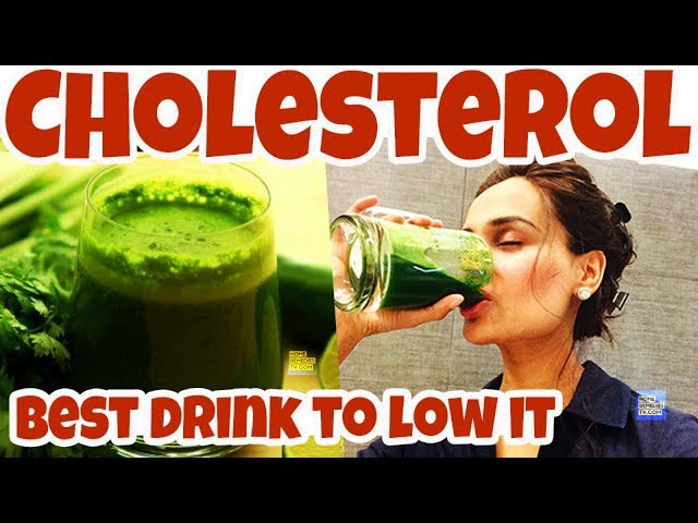 What is the BEST DRINK to LOWER CHOLESTEROL? LOWER Your CHOLESTEROL NATURALLY DRINK!