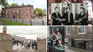 """The Beatles Sites In Liverpool """"with The Beatles"""" - Part 2"""