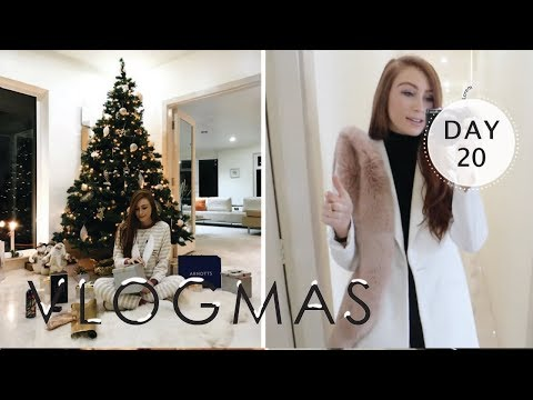 CHRISTMAS HOME TOUR | VLOGMAS 2017 Day 20