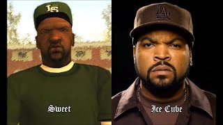 GTA SA Characters In Real Life PART 1/2