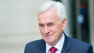 video: John McDonnell backs plan to shut private schools
