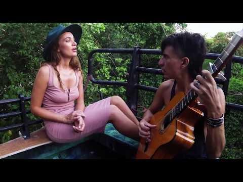 Karolína Krézlová - You are the one that i want Grease acoustic flamenco cover by Ka