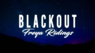 Blackout   Freya Ridings