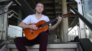 Tobias Cragg - City With No Children (Arcade Fire cover)