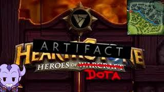 Artifact, что мы знаем о игре? что в ней будет? что такое артефакт? Новости по игре артефакт