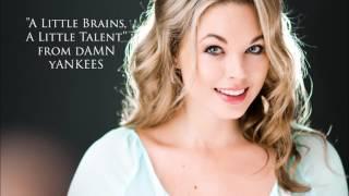 """Bella Muller - """"A Little Brains, A Little Talent"""" from Damn Yankees"""