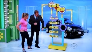 The Price Is Right - Triple Play - 6/27/2013