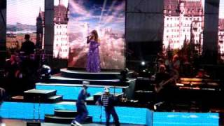 "Donna Summer: Intro ""The Queen Is Back"" @ San Diego County Fair, June 17, 2010"