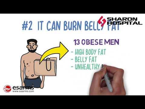 Grassi saturi per perdere il grasso della pancia