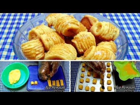Video Resep & Cara Membuat Kue Nastar Gulung Spesial Lebaran