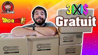 300$ De Figurines Dragon Ball Reçu GRATUITEMENT ! Encore Des PRODUITS GRATUITS!