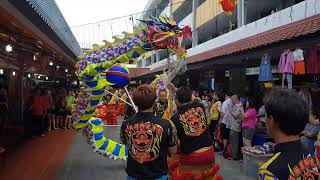 Fenshan 85 -Singapore Ri Hing Lion & Dragon Dance Troupe 新加坡日興醒狮健身院 2019