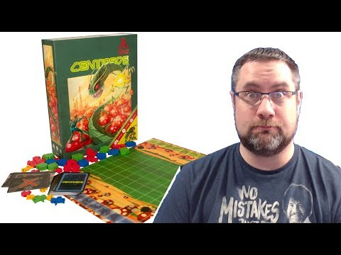 Can Centipede work as a Board Game?