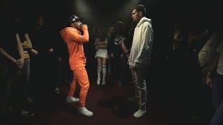 "Баттл. RODRIGUEZZZ vs. Noize MC. Хипхопера ""Орфей & Эвридика"" 2018: Нарцисс vs. Орфей"