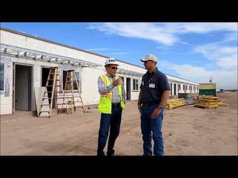 Fox Blocks for Hickman Farms Labor Housing 2018