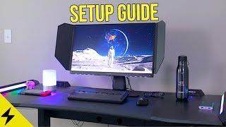 PC Gaming Setup Guide 2020 - Desks, Monitors, Keyboards, Mice, Headsets, etc.