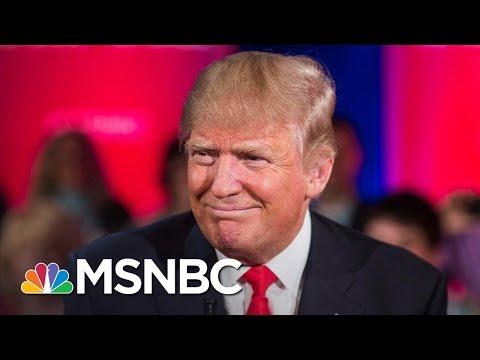 Joe: The Past Few Days Have Been Bad For Donald Trump | Morning Joe | MSNBC