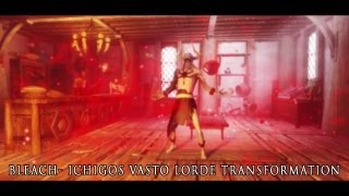 TES V - Skyrim: Bleach- Ichigos Vasto Lorde Transformation