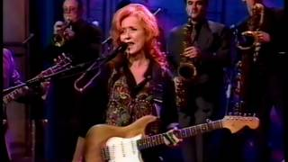 "Bonnie Raitt and Little Milton - ""Grits Ain't Groceries"" Live on Conan 1997 (HQ)"