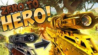 BO3 SnD Hero Sniping & Quickscoping