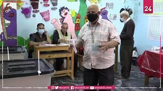إقبال متواضع من المصريين في أول أيام انتخابات مجلس النواب