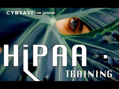 HIPAA (Lesson 1 of 5) | Health Insurance Portability and ... - YouTube